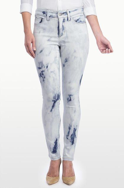 72479a14db ... Light Blue Acid Wash Skinny Jeans NYDJ Alina Legging In Cloud Acid Wash  ...