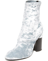 3.1 Phillip Lim Kyoto Stretch Ankle Booties