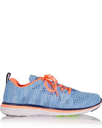 Light Blue Athletic Shoes
