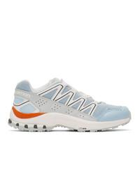 Salomon Blue Xa Comp Adv Sneakers