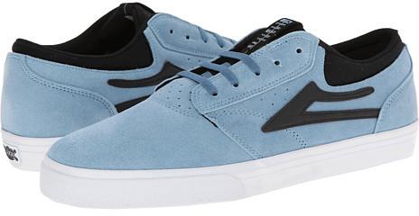 3e985105ba2 ... Light Blue Athletic Shoes Lakai Griffin Skate Shoes ...