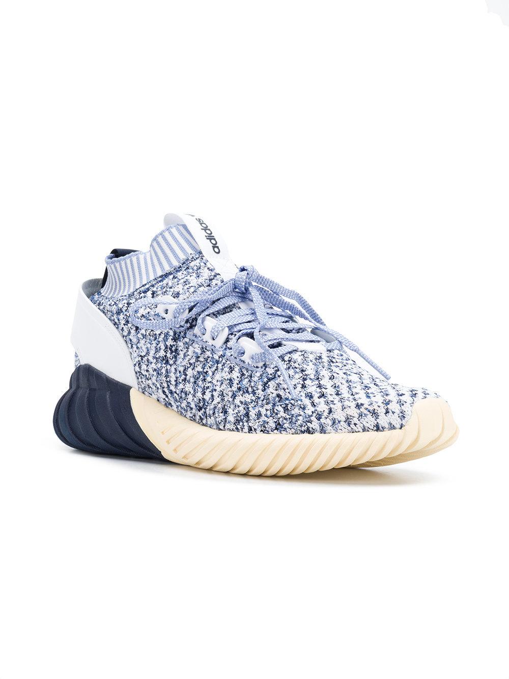 pretty nice 11503 4a8ac $161, adidas Originals Tubular Doom Sock Primeknit Sneakers