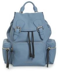 Medium rucksack deerskin backpack blue medium 5254566