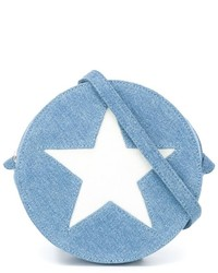 Stella McCartney Kids Denim Star Shoulder Bag