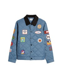 Obey Collectors Quilted Jacket