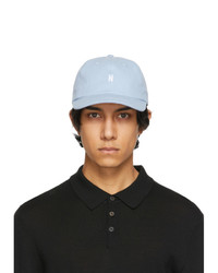 Norse Projects Blue Twill Sports Cap