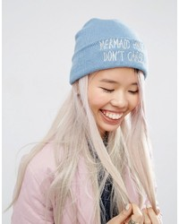 Asos Mermaid Hair Dont Care Beanie