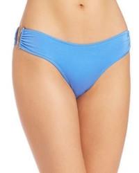Milly Italian Solid Swim Elba Bandeau Bikini Bottom