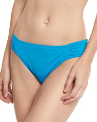 LaBlanca La Blanca Island Goddess Shirred Side Hipster Swim Bottom