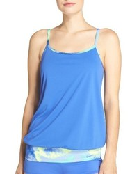 Cascade sport racerback tankini top medium 1162283