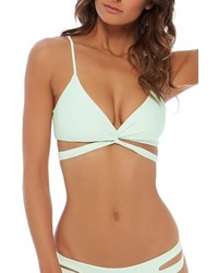 L-Space L Space Chloe Wrap Bikini Top