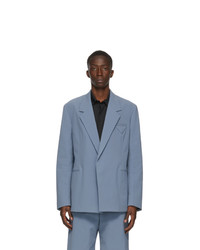 Bottega Veneta Blue Tailored Blazer