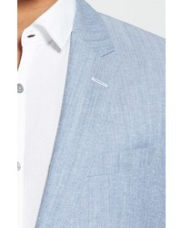 de1b51502 Hugo Boss Boss Hutsons Trim Fit Cotton Wool Sportcoat, $545 ...