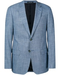 Emporio Armani Distressed Finish Blazer