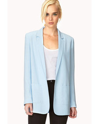 Blue Blazer Women Photo Album - Reikian