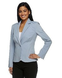 Gili Got It Love It Gili Fully Lined Blazer With Seaming Details