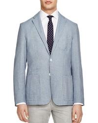 Corneliani Nailhead Regular Fit Sport Coat