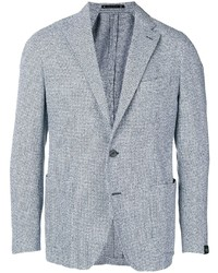 Bagnoli Sartoria Napoli Single Breasted Blazer