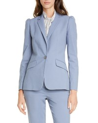 Tailored by Rebecca Taylor Stretch Suit Blazer