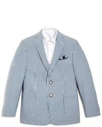 Tallia Boys Seersucker Sportcoat Sizes 8 20