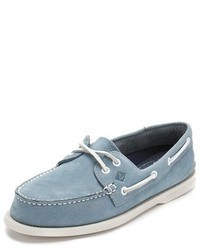 How to Wear Light Blue Boat Shoes (3 looks) | Men's Fashion