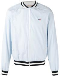 MAISON KITSUNÉ Maison Kitsun Zipped Bomber Jacket