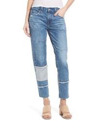AG Jeans Ag The Ex Boyfriend Crop Slim Jeans