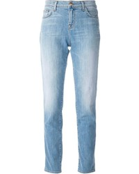 J Brand Boyfriend Skinny Jean