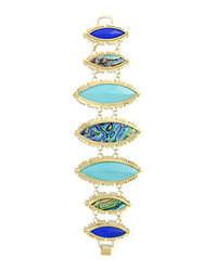 Kendra Scott Sarita Bracelet Blue