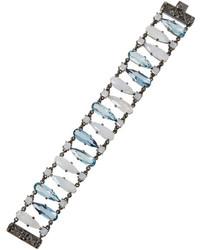 Stephen Dweck Multi Stone Pear Shaped Bracelet
