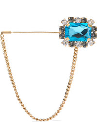 Light Blue Brooch