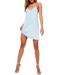 Missguided Cross Back Slipdress