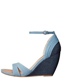 Seychelles Choice Denim Wedge