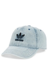 adidas Originals Relax Baseball Cap Blue