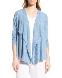 Angle front linen cardigan medium 3684373