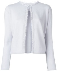 Frayed detailing cardigan medium 803539