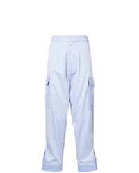Tome High Waisted Cargo Trousers