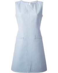 Light Blue Casual Dress