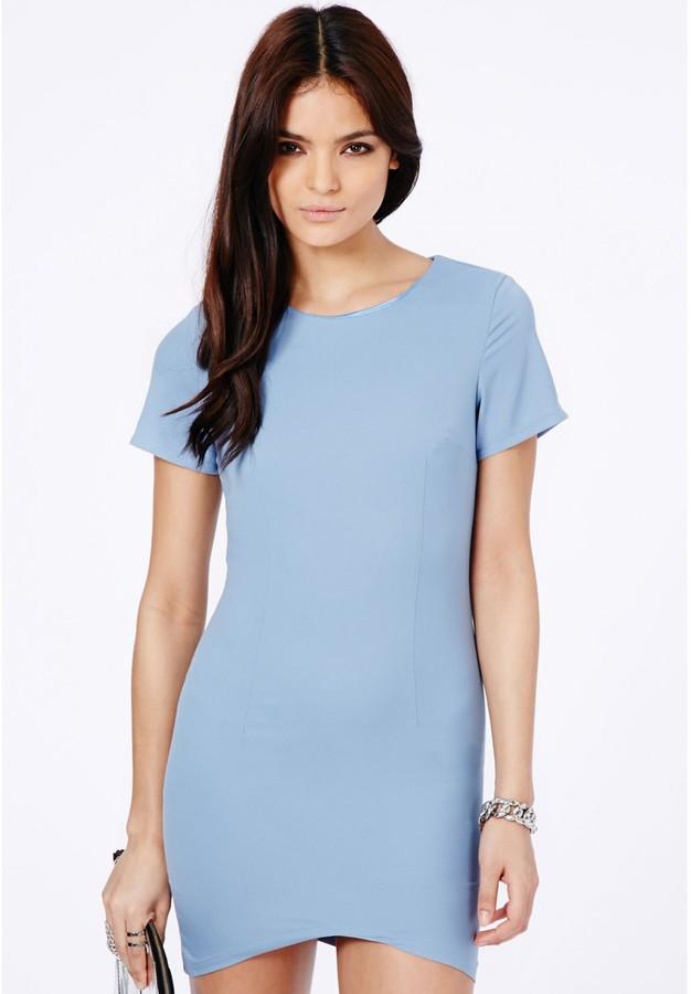 Pastel Blue Dress
