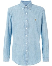 Ralph Lauren Button Down Chambray Shirt