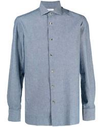 Boglioli Classic Chambray Shirt