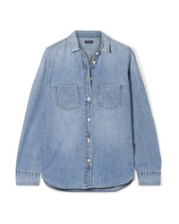 J.Crew Everyday Cotton Chambray Shirt