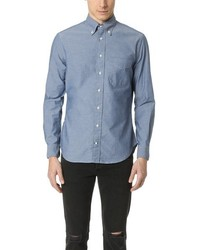 Gitman Brothers Gitman Vintage Chambray Oxford Shirt