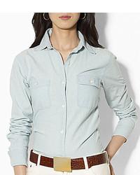 Lauren Ralph Lauren Lauren Jeans Co Chambray Shirt