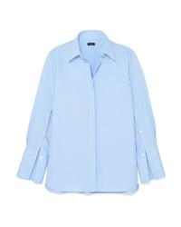 Joseph Mason Cotton Chambray Shirt
