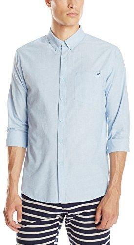 93e652fb Billabong All Day Long Sleeve Woven Shirt, $54 | Amazon.com ...