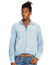 Denim & Supply Ralph Lauren Chambray Naval Shirt