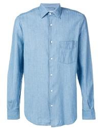 Aspesi Classic Denim Shirt