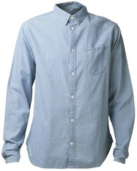 Levi's Made Crafted Button Down Chambray Shirt