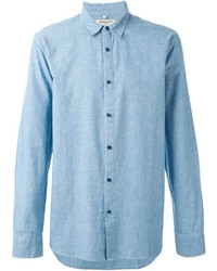 Levi's Made Crafted Flecked Chambray Shirt